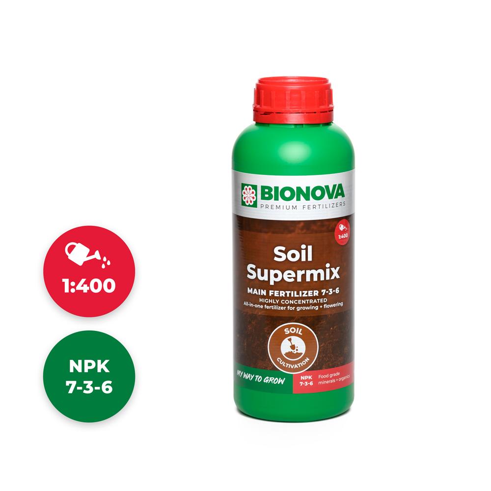 Bionova Soil Supermix