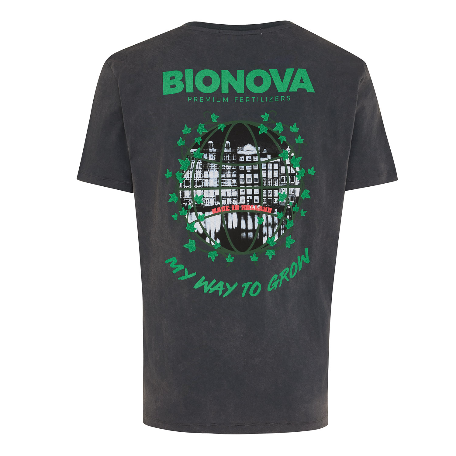 Bionova T-shirt | Black