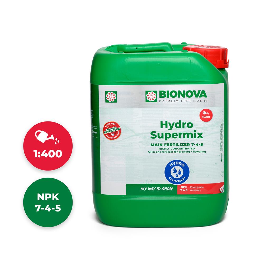 Bionova Hydro Supermix