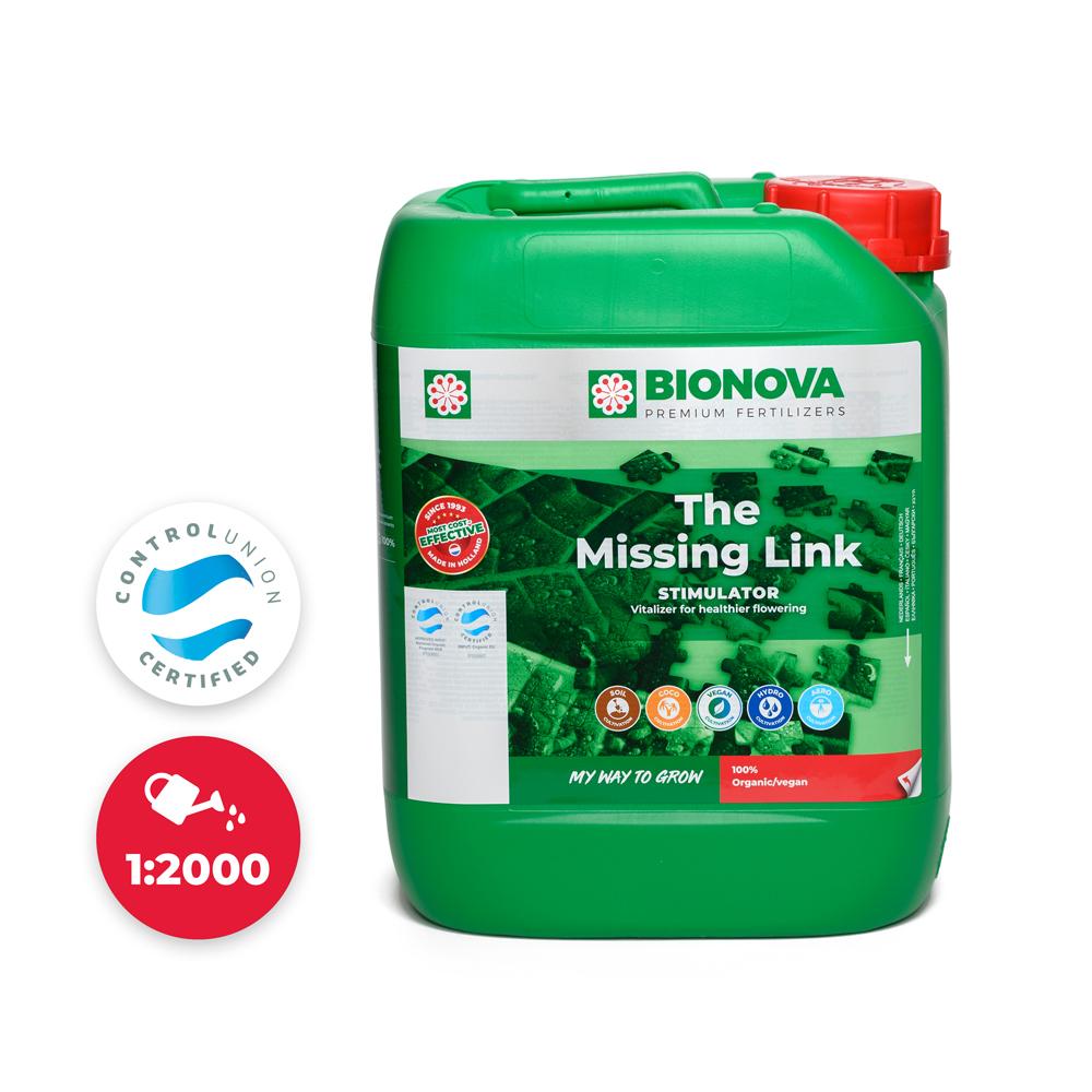 Bionova The Missing Link (TML)