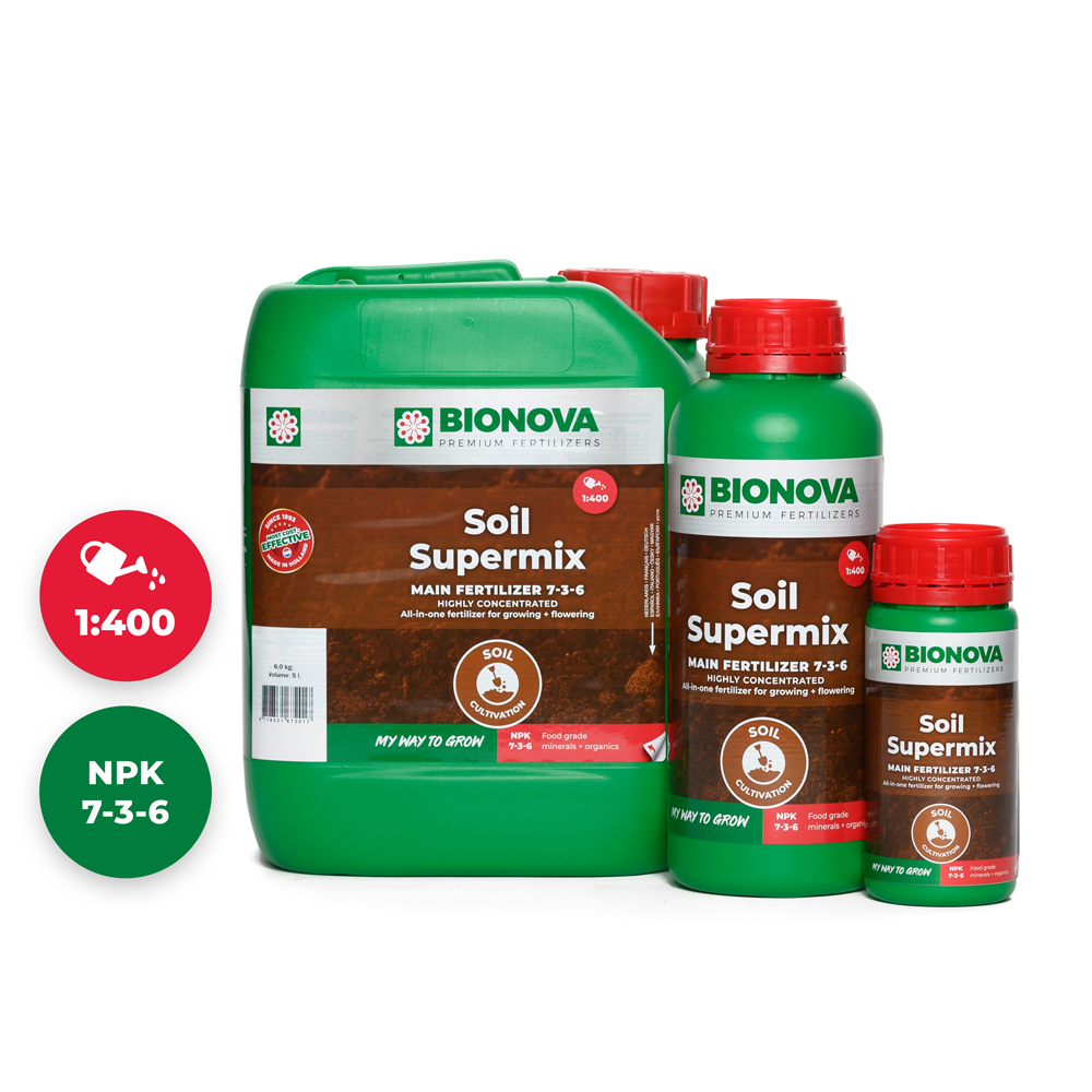 Bionova Soil Supermix