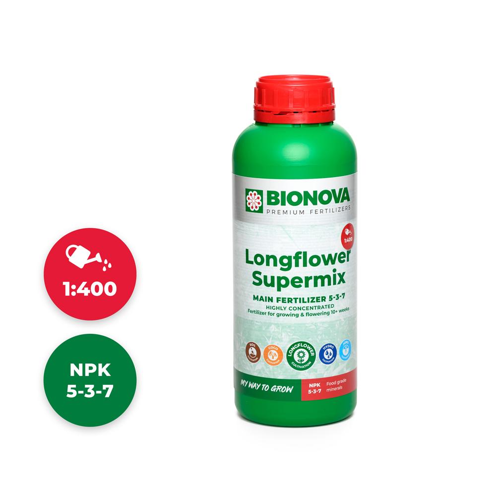 Bionova Longflower Supermix