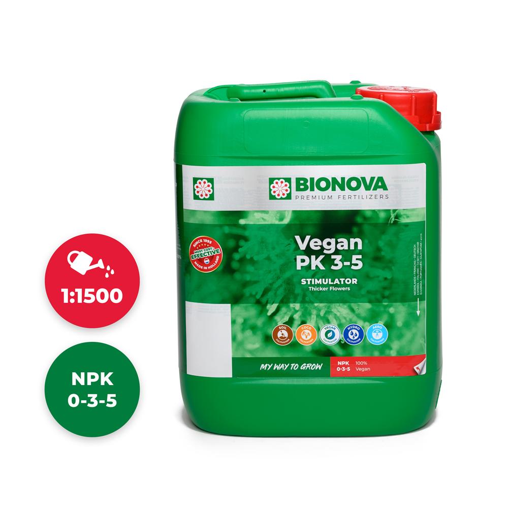 Vegan PK 3-5