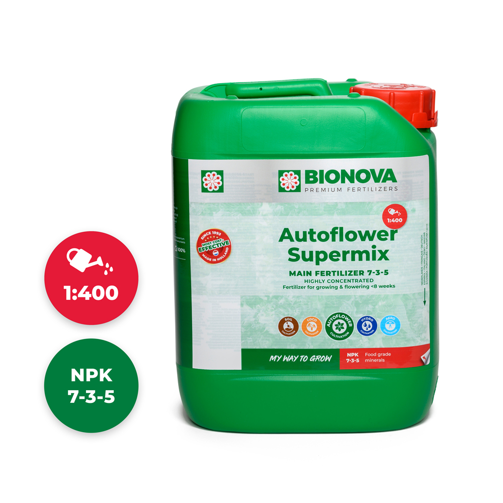 Bionova Autoflower Supermix