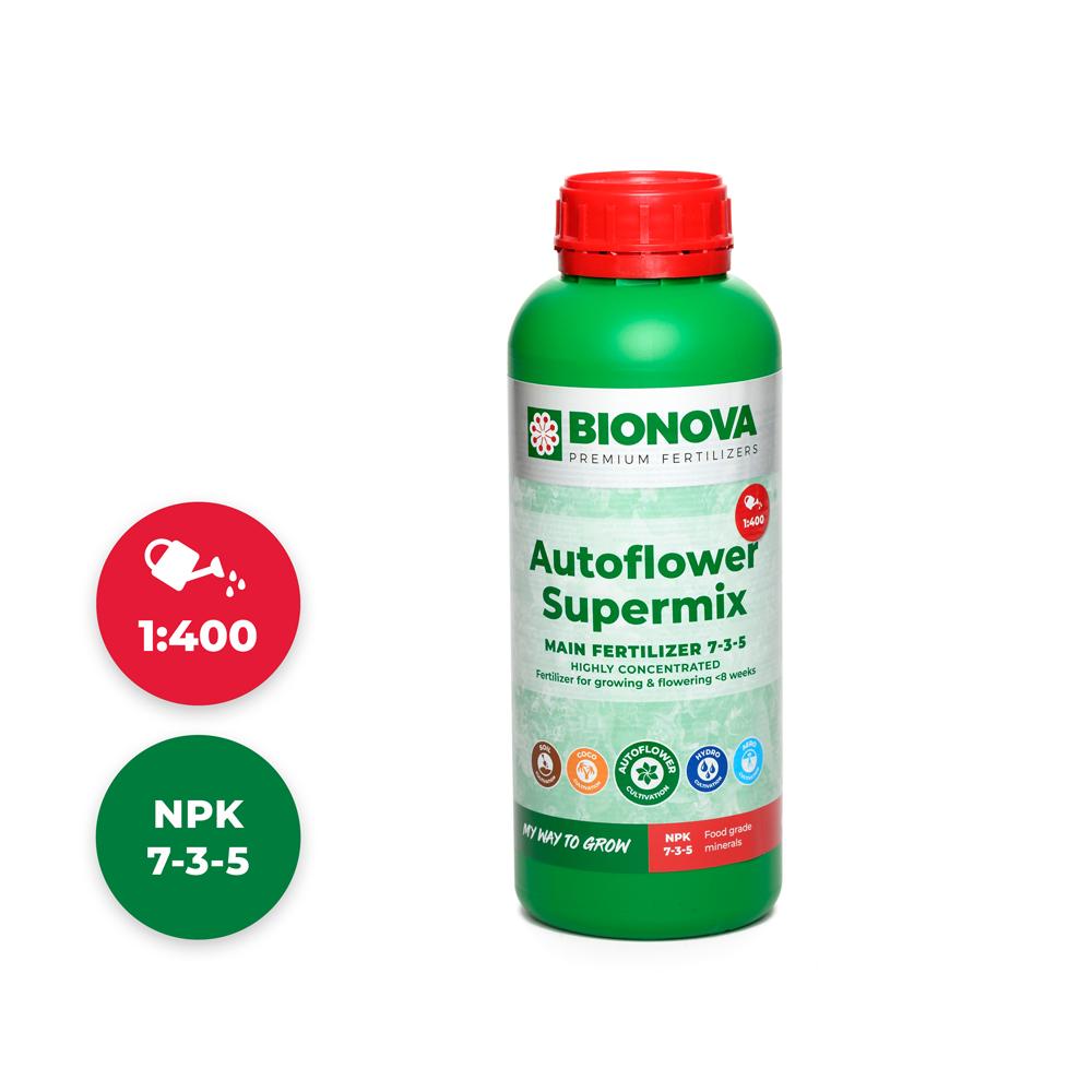 Bionova Autoflower Supermix