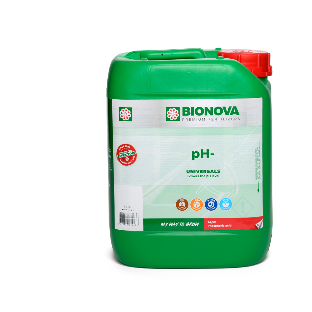 Bionova pH-